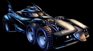 Oh, ANY Batmobile!