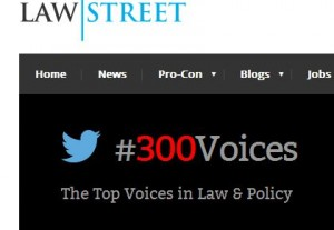 Law Street 300 Voices